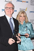 Tracy Letts and Judith Light