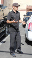 Celebrities at the rehearsal studios for 'Dancing with the Stars'