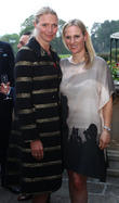Zara Phillips and Jodie Kidd