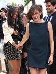 Marion Cotillard and Zoe Saldana