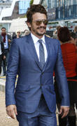 James Franco - Celebrities Out And...