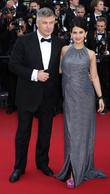 Hilaria Thomas, Alec Baldwin, uk, Cannes Film Festival