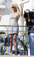Victoria Silvstedt, Cannes Film Festival