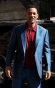 Will Smith - Celebrities Arrive Outside...