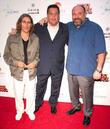 Michael Imperioli, Steve Schirripa and James Gandolfini