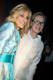 Judith Light and Meryl Streep