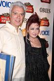 David Byrne and Cyndi Lauper