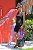 halle berry collects nahla from school 210513