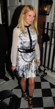 gwyneth paltrow seen leaving marks club in mayfair 220513
