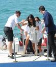 Tamara Ecclestone, Jay Rutland, Cannes Film Festival