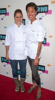 Brooke Williamson and Kristen Kish