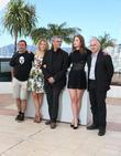 Lea Seydoux, Brahim Chioua, Abdellatif Kechiche, Vincent Maraval and Adele Exarchopoulos