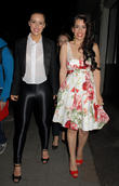 Charlie Webster and Ruth Lorenzo