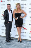 Rachel Hunter and Eddie Irvine