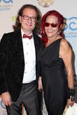 Greg Pappas and Patricia Field