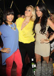 Cheryl Burke, Shanna Moakler and Allison Melnick