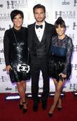 Kris Jenner, Scott Disick and Kourtney Kardashian