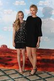 Charlize Theron and Amanda Seyfried