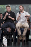 Seth Rogen and Evan Goldberg