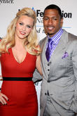 Jenny McCarthy and Nick Cannon