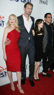 Patricia Clarkson, Alexander Skarsgard, Ellen Page and Director Zal Batmanglij