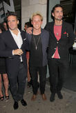 Jamie Laing, Spencer Matthews and Hugo Taylor