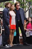 Bruce Jenner, Brody Jenner and Maria Menounos