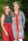 Katie Couric and Bette Midler