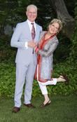 Tim Gunn and Bette Midler