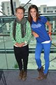 Mark Owen and Glenda Gilson