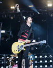 Green Day Win Court Case Over Street Artist's 'Scream Icon' Image Use At Concert