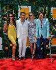Matthew McConaughey, Camilla Alves and Nacho Figueras