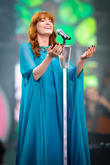 Armed with Tequila, Florence Welch Crashes Cover Band's Soundcheck [Video]