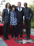 Kenny G, Carole Bayer Sager, David Foster and Kenneth 'babyface' Edmonds