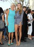 David Foster, Yolanda Hadid and Daughter