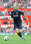 Real Madrid and Zinedine Zidane