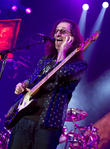 Geddy Lee and Rush