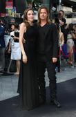 Brad Pitt, Angelina Jolie, Empire Leicester Square
