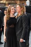 Brad Pitt, Angelina Jolie, Leicester Square, Empire Leicester Square
