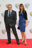 Jim Davidson and Michelle Cotton