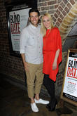 Kevin Sacre and Camilla Dallerup