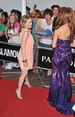 Kylie Minogue and Una Healy