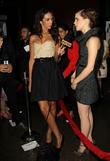 Terri Seymour and Emma Watson