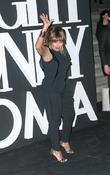 Tina Turner Shoots Swiss Ad