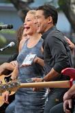 Leann Rimes and Mario Lopez