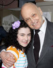 Lilla Crawford and Charles Strouse