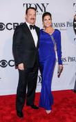 Tom Hanks, Rita Wilson, Tony Awards, Radio City Music Hall