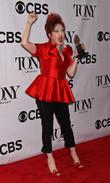 Cyndi Lauper, Radio City Hall, Tony Awards, Radio City Music Hall