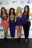 Una Healy, Vanessa White, Mollie King and Frankie Sandford of The Saturdays