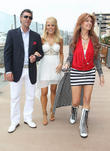 Gretchen Rossi, Slade Smiley and Kimberly Friedmutter